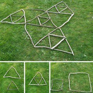 outdoor maths